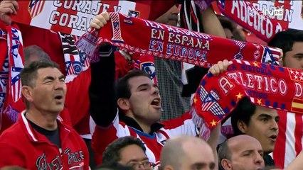 UCL 2014-15  1-4 Final - Atletico Madrid vs Real Madrid - 1st Half 2015-04-14