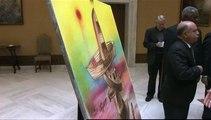 Raul Castro reçu longuement par le pape François au Vatican