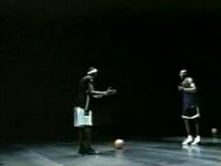 NBA – Nike – Basketball Freestyle Commer