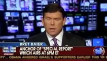 "Fox News' Bret Baier Claims Romney Called Interview ""Uncalled For"""