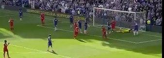 Gerrard Goal - Chelsea vs Liverpool 1-1 Premier League 10_5_2015