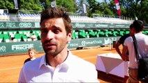Arnaud Clément, fier de cette seconde édition de l'Open du Pays d'Aix