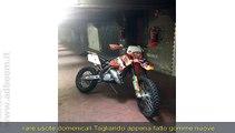 MILANO,    KTM  EXC TIPO VEICOLO ENDURO CC 125
