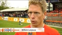 Topscorer Lanjouw maakt zijn laatste goals - RTV Noord
