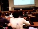 Ambiance fac de médecine bordeaux 2012-2013 amphi 3