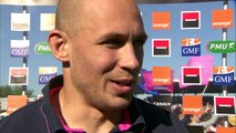 TOP14 - Racing Metro-Stade Français: Interview Sergio Parisse
