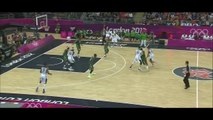 USA Highlights vs Nigeria 2012  Highlights (All Baskets) Olympic Record!