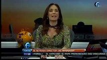 Calderón hace broma a director de Infonacot por llegar tarde - Risas y Bromas del Presidente