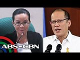 Poe to PNoy: He's ultimately responsible for the Mamasapano mission