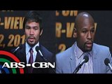 Highlights: Pacquiao-Floyd press conference