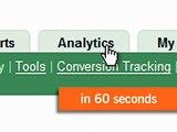 Google Analytics in 60 Seconds: Find the Best Keywords