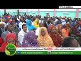 WARKA SOMALI CHANNEL Caleema Saarka Madaxweynaha Soomaaliya Xassan Sh Maxamuud 16 09 2012