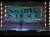 Lauryn Hill at 13 sings Who's Lovin' You (Amateur Night at the Apollo)