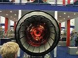 Mikoyan-Gurevich MiG-29 OVT Thrust vector nozzle (4)