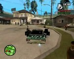 G-unit 50 Cent Grand Theft Auto San Andreas Mod [HAVE G UNIT AS YOUR GANG]