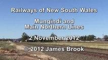NSW Railways - Mungindi and Main Northern Lines: Australian Trains