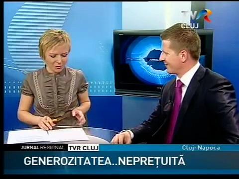 Interviu TVR Cluj cu Lorand Soares-Szasz, business coach si trainer