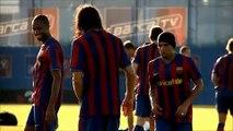 Nike advert Fabregas Barcelona Iniesta
