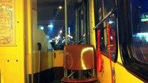 Abschied von der alten Straßenbahn, Linz
