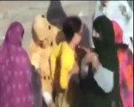 Mujeres saharauis bajo la represion marroqui en el Sahara Occidental