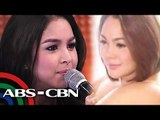 Julia confirms: Claudine will attend her debut