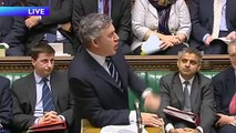 PMQs: Gordon Brown invokes class warfare (02Dec09)