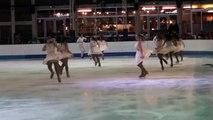 Programme libre New's Crazy (Franconville) - 4ème en séniors - Championnat de France 2015 de ballet sur glace