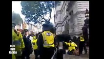 UK ANTI GOVERNMENT RIOTS - Riots Erupt in London Over Re-Election of David Cameron
