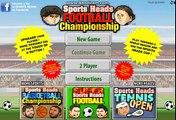 (Sport Heads Football) Aleksa MESSI pro VS DJole Ronaldo NOOB EP.1