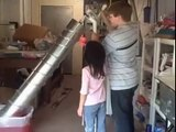 Homemade Archimedes Screw