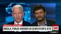 Interview du docteur Ian Crozier guéri du virus Ebola, nouveaux symptômes - CNN
