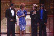 "Dionne Warwick, Stevie Wonder, Whitney Houston, Luther Vandross "" That's What Friends Are For """