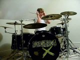 Europe - The Final Countdown Drum cover By Brinley Hall