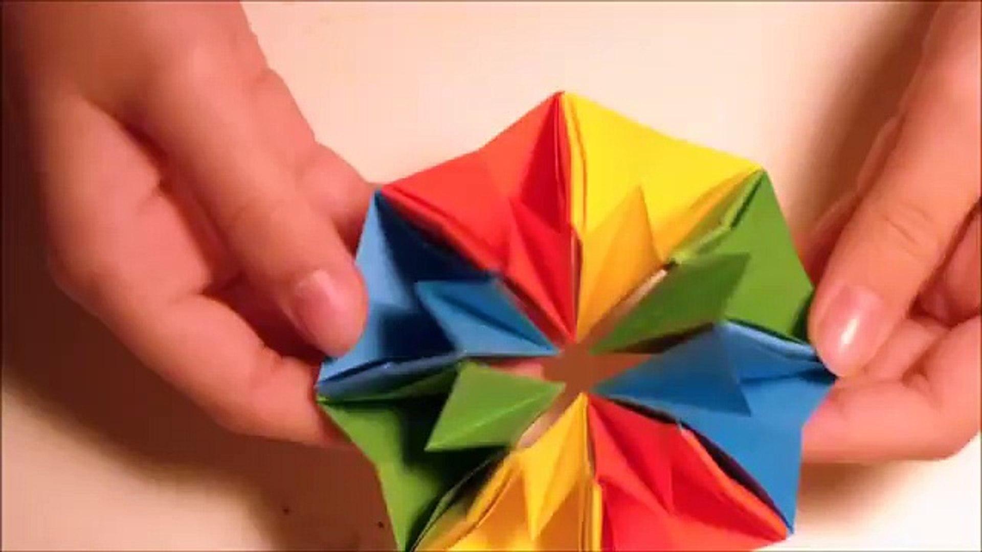 Origami Magic Ball Instructions - Jadwal Bus