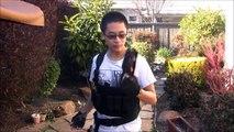 Bear Grylls Ultimate Survival Knife: PyroManiac!