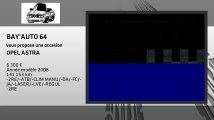 Annonce Occasion OPEL ASTRA BREAK 1.7 CDTI - 100 COSMO 2008