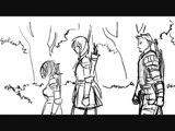 Dragon Age Banter - Alistair and Morrigan - Break-up