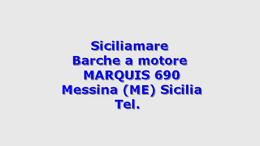 Marquis MARQUIS 690
