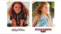HD | Chiquititas 1997/Chiquititas 2013 (Elenco completo da nova versão de Chiquititas)