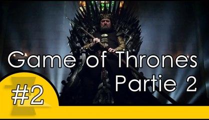 Game Of Thrones - Fin de saisons et inspirations historiques - Motion VS History #2