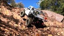 rc Toyota Land Cruiser BJ truggy - RC4WD Warn Winch - rc rock crawling