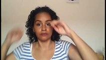 Como deixar cabelos cacheados com volume (sem pente garfo) - Blog Manual dos Cachos