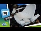 TAO Chair: faça exercícios sem muito esforço na frente da TV [Hands-on   CES 2015]