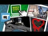 Retrospectiva 2014: notícias que marcaram o mundo da tecnologia e da ciência