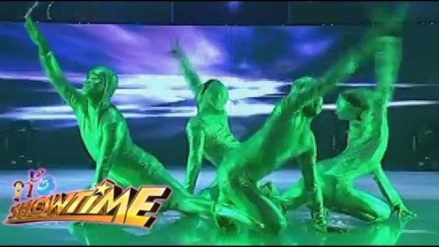 It's Showtime PINASikat: Flexi Buddies wins weekly finals!