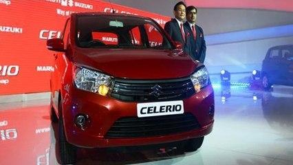 Maruti Celerio ZXi AMT Launched