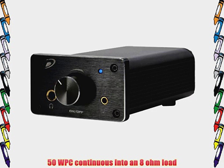 Dayton Audio DTA-1 Class T AC//DC Amplifier 15 WPC