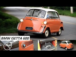 Garagem do Bellote TV: BMW Isetta 600
