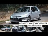 Garagem do Bellote TV: Peugeot 106 Quiksilver (1.6 16V, 170 cv)