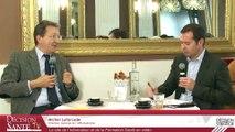 Les Editoriales du 29 avril 2015 à Bordeaux, Michel Laforcade, directeur général de l'ARS Aquitaine
